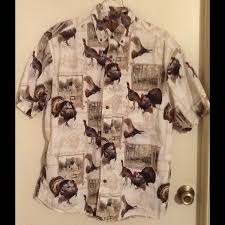 75 creek outfitters other mens turkey shirt great