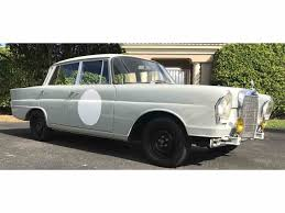 1960 mercedes for sale 1960 mercedes 220se for sale classiccars com cc 959044
