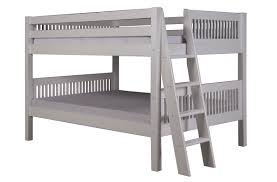Bunk Bed Ladder On Bunk Bed Ladder Trundle Mission White