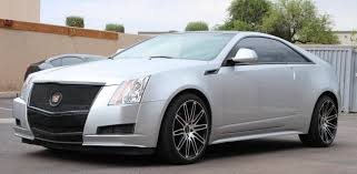 cadillac cts coupe 2011 20 inch staggered blaque bd 2 matte black w machined
