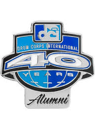 alumni pin dci 40th anniversary alumni pin accessories dci store