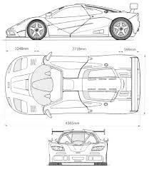 Blue Print Size by Car Blueprint Blueprints Colection Pinterest Cars