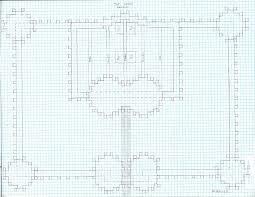 Castle Blueprint Small Modern House Minecraft Schematic U2013 Modern House