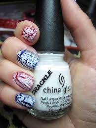 bumzigana u0027s world of creativity red white and blue crackle