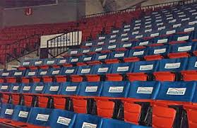 Stadium Chairs With Backs Chair Back Covers For Stadium Seating A Branding Story