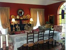 helpful tips to create american country style dining rooms home