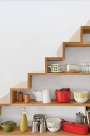 76 best escalier inspirations thisga images on pinterest shelving built into the staircase in the kitchen photo by andrew meredith via dwell in falmouth southwest england interior designer and avid furniture