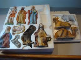 home interior nativity set 1999 home interiors nativity 52033 99 a savior is born greatest