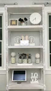 carli bybel shelf organization home interior pinterest