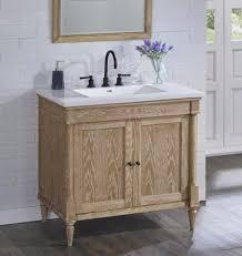 fairmont designs bathroom vanities rustic chic 36 vanity weathered oak fairmont designs