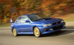 1998 subaru impreza 1998 subaru impreza 22b sti related infomation specifications