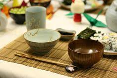 traditional japanese dinner table japanese general table setting ideal meal involves balance of