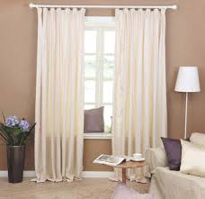 curtains single window curtain inspiration decoration single