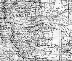 Maps Of Colorado Pikes Peak Gold Rush Wikiwand Boulder Pioneer Native How They