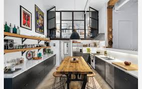 property of the week a soho loft with soaring ceilings