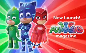 children u0027s title pj masks hit stores nfrn