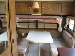 wilderness travel trailer floor plan 1988 fleetwood wilderness 15f yukon travel trailer rutland ma