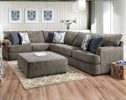 Sectional Gray Sofa Reflex Shadow 2 Pc Sectional Sofa American Freight