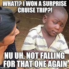 Nu Uh Meme - third world skeptical kid meme imgflip