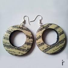 decoupage earrings diy decoupage pendant crafthubs