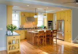 yellow and brown kitchen ideas yellow kitchen ideas view in gallery yellow green kitchen decor