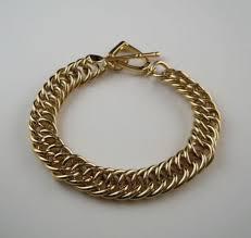 bracelet clasp images Equestrian bracelet curb chain bracelet sterling stirrup toggle jpeg