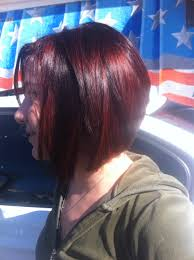 highlights for inverted bob inverted bob instyle always hair cutting by bamboo salon
