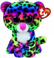 ty beanie boos dotty cat small whsmith