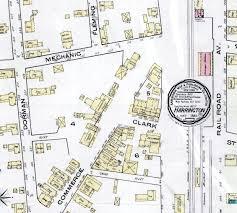 library of congress floor plan delaware sanborn maps online mike u0027s history blog