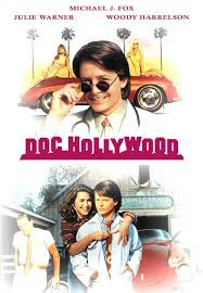 film komedi romantis hollywood doc hollywood 1991 michael j fox julia warner romantic