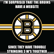 Bruins Memes - boston bruins logo meme generator