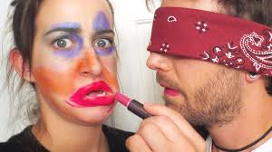 Challenge Up Nose 8 Entertaining Makeup Challenges Identity Magazine