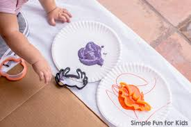 halloween cookie cutter art simple fun for kids