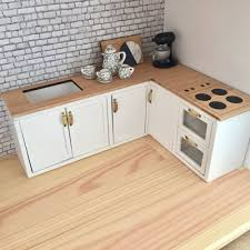 dollhouse furniture kitchen diy dollhouse furniture has really evolved the years