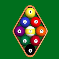 how to set up a pool table pool 9 ball set table sports board games q cafe snooker in