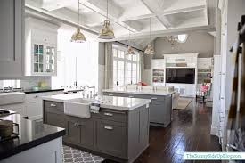 Kitchen Family Room Designs Small Open Floor Plan Kitchen Living Room Kitchen In Middle Of