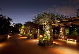 landscape lighting south florida pinecrest gardens savino miller landscape architects