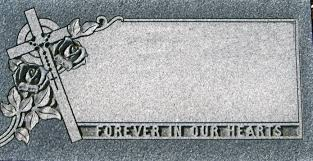 grave marker flat grave marker memorials