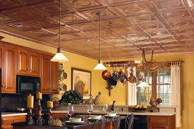 kitchen ceiling ideas pictures tin ceiling tiles in kitchen for lovely decors gougleri com