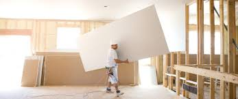 compare drywall contractors near me