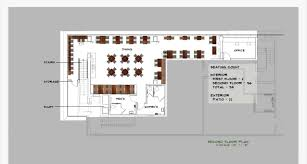 Italian Restaurant Floor Plan Chestnut Square Drexel Master Plan