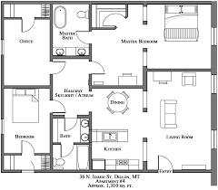building plan 4 bedroom building plan