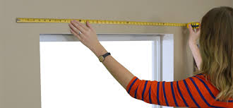 How To Measure A Roller Blind How To Measure For Blinds And Shades The Finishing Touch