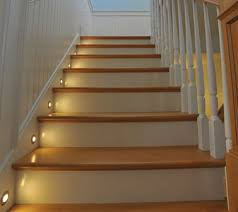 the stair lights looked kind of like this waterfalls pinterest