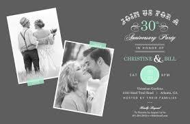 Silver Anniversary Invitation Cards Anniversary Invitations Invitation For Wedding Anniversary