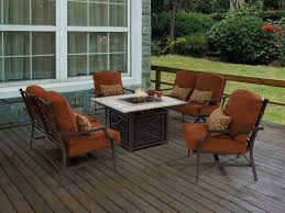 Patio Furniture Sets With Fire Pit by Palisades California Backyard Sacramento California