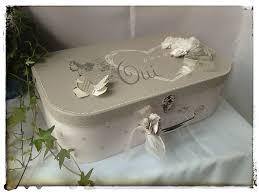 urne de mariage valise urne de mariage oui atelierplumedangeboutique
