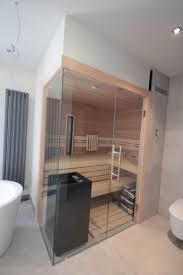 kleine sauna fã rs badezimmer teki 25 ten fazla en iyi badezimmer mit sauna fikri