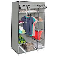 best choice products 13 shelf portable fabric closet wardrobe