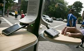 nyc to offer free phone charging stations in parks